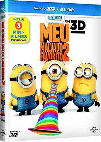 Meu Malvado Favorito 2 3D - Despicable Me 2 3D - Meu Malvado Favorito 2 3D (2013)