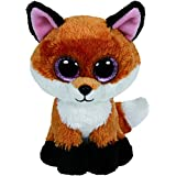 Ty Beanie Boos Slick - Fox Large (Justice Exclusive) by Ty Beanie Boos
