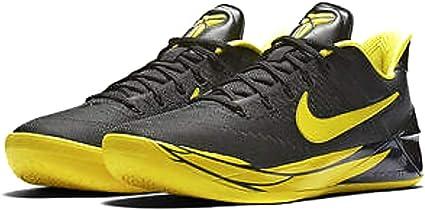 Nike Kobe AD Oregon Black/Yellow Strike