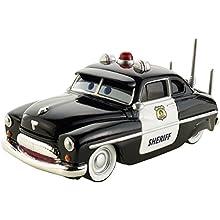 Disney/Pixar Cars Precision Series Sherriff Premium Die-cast Car