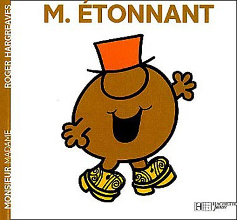 [F.R.E.E] Monsieur Etonnant (Monsieur Madame) (English and French Edition) K.I.N.D.L.E