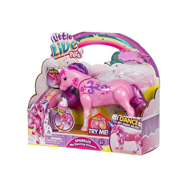 Little Live Pets - Sparkles My Dancing Interactive Unicorn   Dances & Lights to Music - Engaging Fun - Batteries… 18