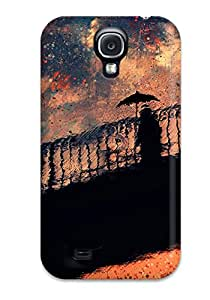 MarvinDGarcia Case Cover Protector Specially Made For Galaxy S4 Rain Shadows 5062622K96696531