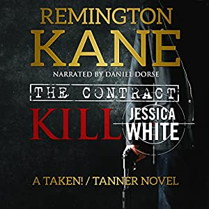 The Contract - Kill Jessica White Audiobook