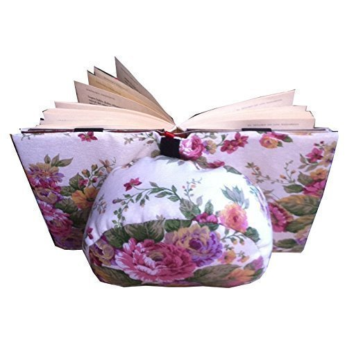Almohadón de lectura Floral / Atril para leer en la cama ...