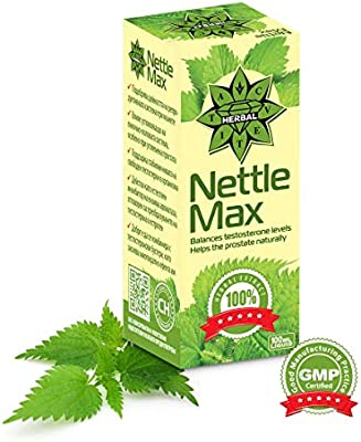 Cvetita Herbal,Nettle Max 100 ml Extracto herbario líquido de la ...