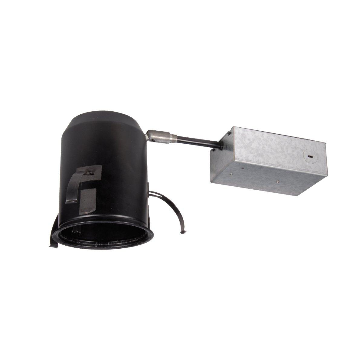 WAC Lighting HR-3LED-R18D-A LED 3-Inch  20-watt Recessed Down Light Remodel Housing