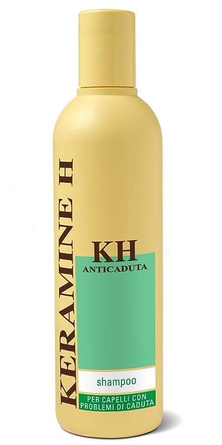 Keramine H Shampoo Anticaduta - 329 gr  Amazon.it  Salute e cura della  persona a4c2b914632b