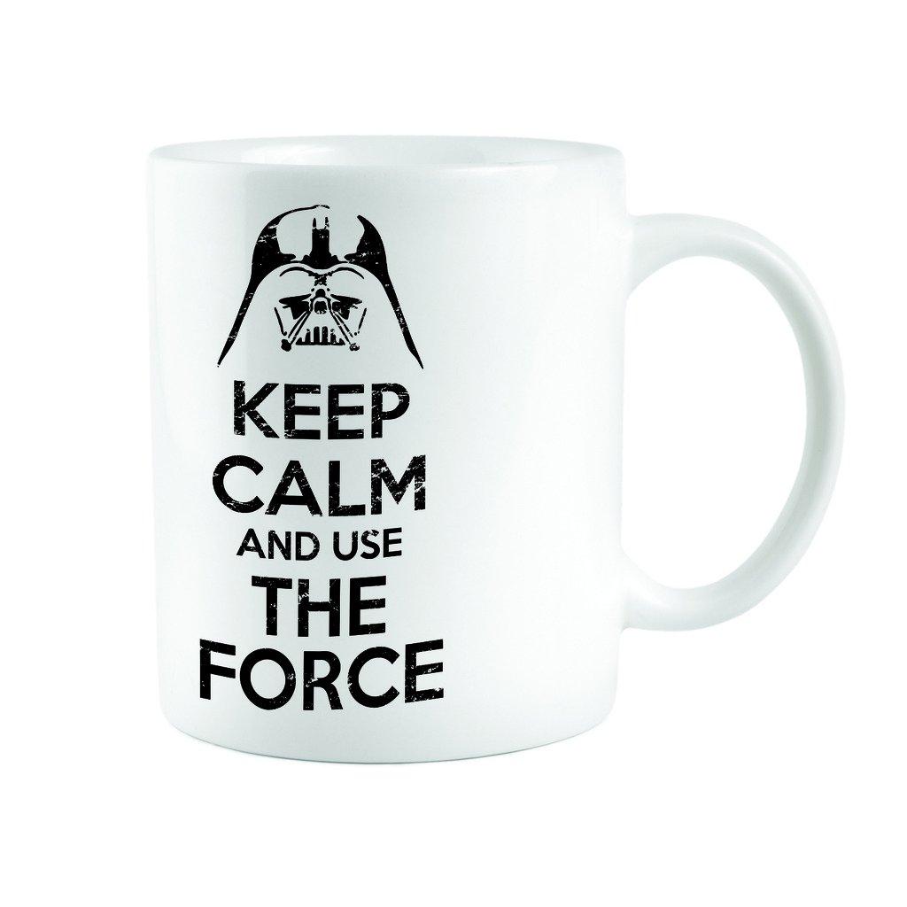 IMAGE Tazza Keep Calm Star Wars La Forza by