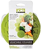 MSC International Joie Adjustable Non-Scratch Vegetable Steamer Basket Insert, Collapsible, Expands to 10