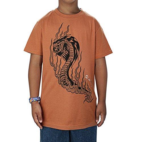 Ed Hardy Little Boys' Dragon T-Shirt - Tan - 3/4 (Ed Hardy Dragon T-shirt)