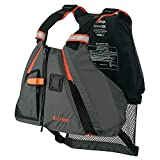 Best Life Vests - ONYX MoveVent Dynamic Paddle Sports Life Vest, Orange Review