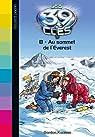 Les 39 clés, tome 8 : Au sommet de l'Everest par Korman