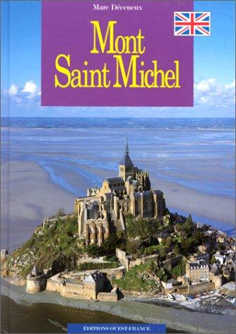 mont st michel -cartonne- -anglais - Mont St Michel France