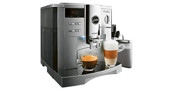 Jura - Cafetera Clásica Impressa S9: Amazon.es: Hogar