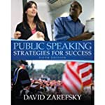 VangoNotes for Public Speaking: Strategies for Success, 5/e | David Zarefsky