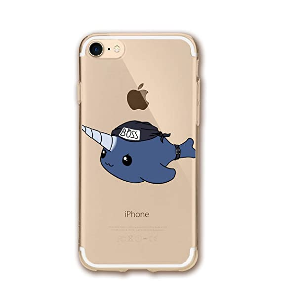 iphone 8 case narwhal