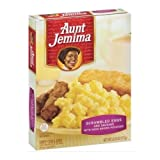 Pinnacle Foods Entree Scrambled Egg with Sausage and Hashbrown, 6.25 Ounce - 12 per case.