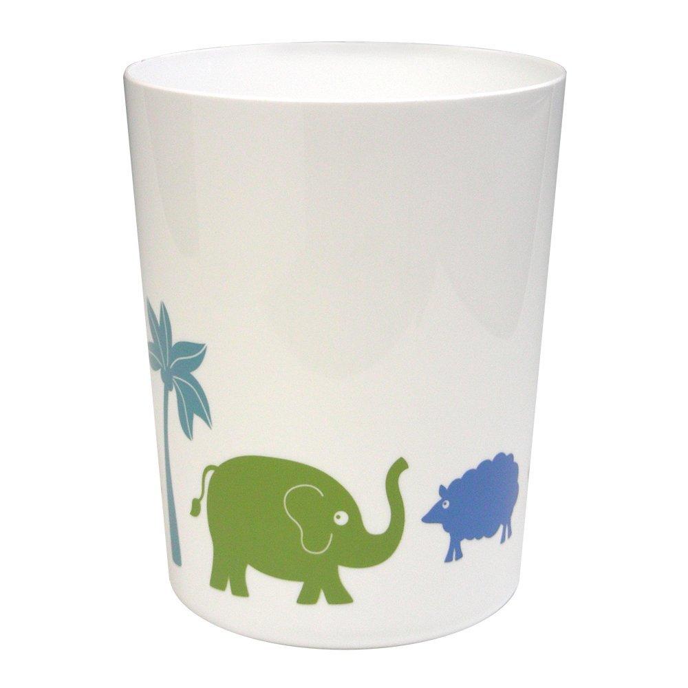 Animal Cracker Plastic Wastebasket