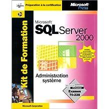 KIT F SQL SERVER 2000 SYST  CD