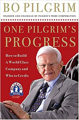 One Pilgrims Progress: How to Build a World-Class Company, and Who to Credit