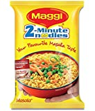 Maggi 2-Minutes Noodles Masala, 70g - Pack of 12