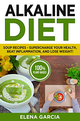 Alkaline Diet Recipes Supercharge Inflammation ebook product image