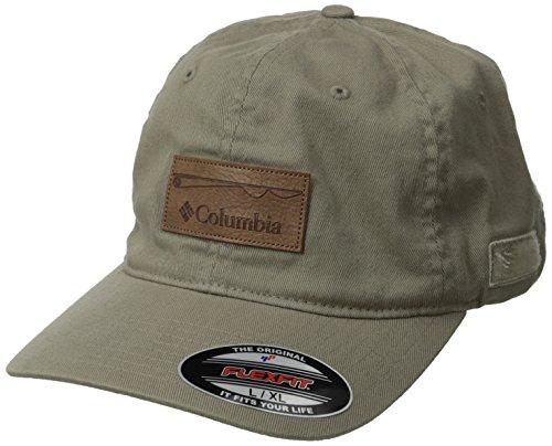 Columbia Men's Rugged Outdoor Hat, Tusk Fishing, Small/Medium