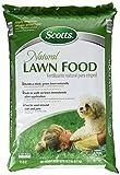 Scotts Natural Lawn Food - 2,500-sq ft