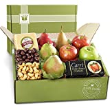 Grande Petaluma Cheese and Fruit Gift Box