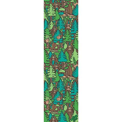 Mob Grip グリップテープ 9インチ x 33インチ ビッグフット 森林 迷彩柄