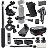 STARTRC OSMO Pocket Expansion Accessories Kit, 21-in-1 Handheld Action Camera Mounts for DJI OSMO Pocket Cameras Accessories
