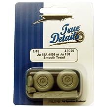 TRUE DETAILS TD48031 Macchi & Fiat G-50 Wheels