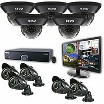 Revo America R165D5Gb5Gm21-2T 16-Channel Surveillance System