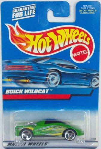 - Hot Wheels Buick Wildcat #183 Year: 2000