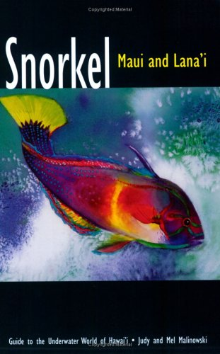 Snorkel Maui And Lana'i  Guide To The Underwater World Of Hawai'i