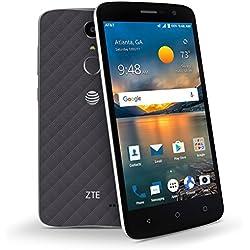 "ZTE Blade Spark Z971 (16GB, 2GB RAM) 5.5"" Full HD Display   Dual Camera   3140 mAh Battery   Android 7.1 Nougat   Fingerprint Security   4G LTE   GSM Unlocked Smartphone"