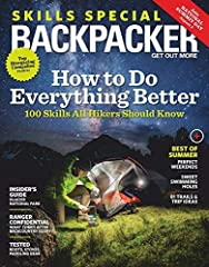"""Magazine of wilderness travel offering practical """"you can do it--here's how"""" advice to enjoy every trip. Filled with the best places, gear and information for all kinds of hiking and camping trips with fold-out maps and stunning color photogr..."""