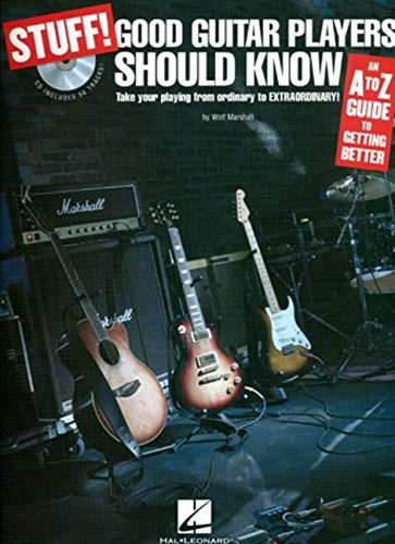 Download Stuff! Good Guitar Players Should Know BK/CD pdf epub