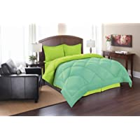 Silky Soft - Goose Down Alternative Reversible 2pc Comforter Set