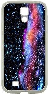 Rikki KnightTM Astronomy Scene Design Design Samsung? Galaxy S4 Case Cover (White Hard Rubber TPU with Bumper Protection) for Samsung Galaxy S4 i9500