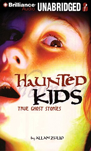 Haunted Kids: True Ghost Stories (Haunted Kids Series)