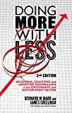 Doing More with Less, James Creelman and Bernard W. Marr, 1137437790