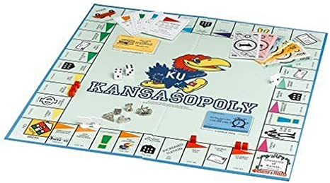 Late for the Sky University of Kansas Kansasopoly 4099511