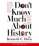 img - for Don't Know Much About History - Updated and Revised Edition book / textbook / text book