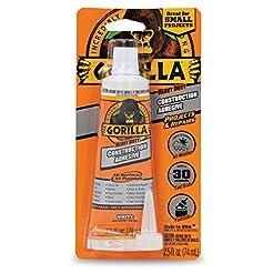 Gorilla Heavy Duty Construction Adhesive...
