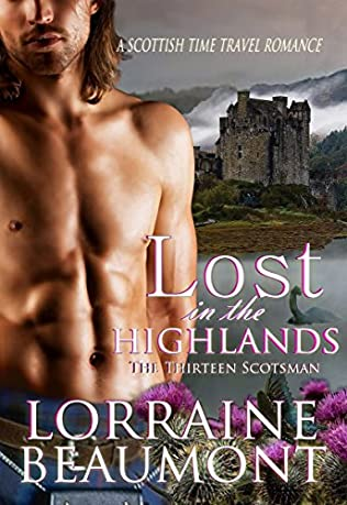 book cover of Lost in the Highlands