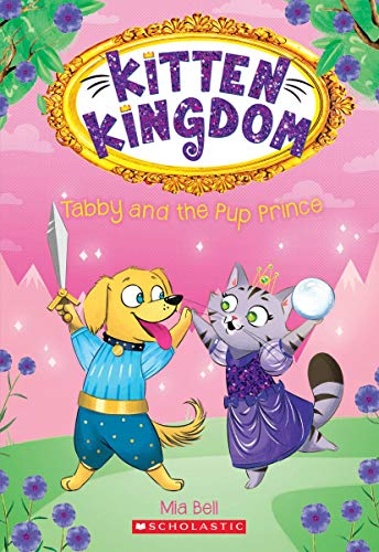 (Tabby and the Pup Prince (Kitten Kingdom #2))