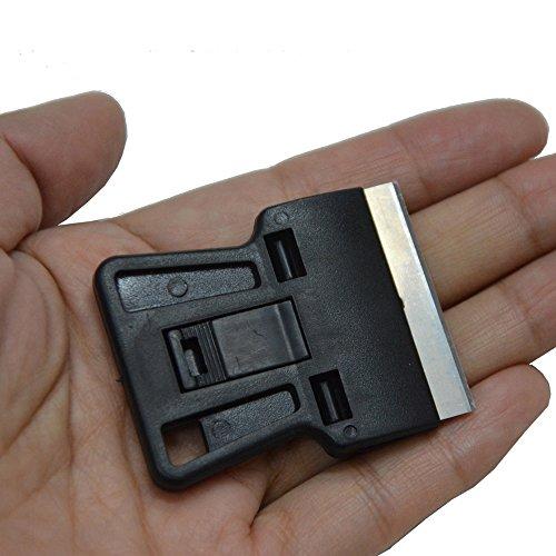 Ehdis Safety Paint Scraper Mini Razor Scraper With 10