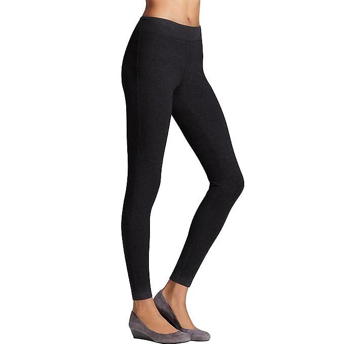 6b2af28c115ba8 Hanes Women's X-Temp Constant Comfort Leggings at Amazon Women's Clothing  store: